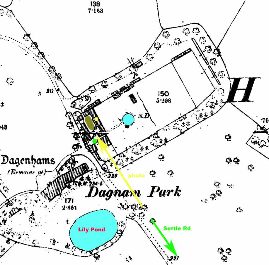 Dagnams Stables And Walled Gardens